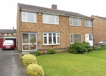 Thumbnail 3 bedroom semi-detached house for sale in Fair Acre Road, Barwell, Leicester
