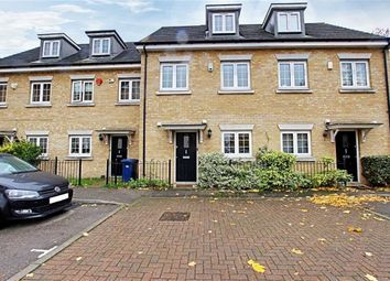 Thumbnail 3 bed terraced house to rent in Brownlow Close, New Barnet, Hertfordshire