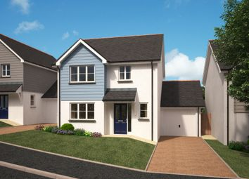 Thumbnail 3 bed detached house for sale in Stroud At Chandler Park, Penryn