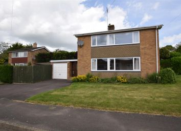 Thumbnail 3 bed detached house for sale in Chestnut Road, Mollington, Banbury