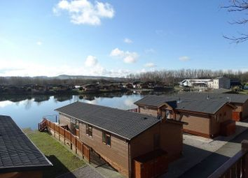 Thumbnail 3 bed lodge for sale in Borwick Heights, South Lakeland Leisure Village, Dock Acres, Borwick Lane, Carnforth