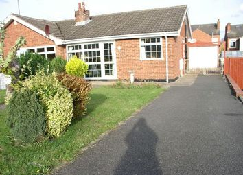 Thumbnail 2 bed bungalow for sale in Lambcroft Road, Hilltop, Pinxton