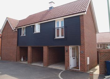 Thumbnail 1 bed flat to rent in Sperling Drive, Haverhill