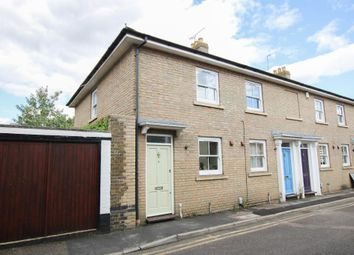 Thumbnail 2 bed end terrace house for sale in Victoria Street, Ely