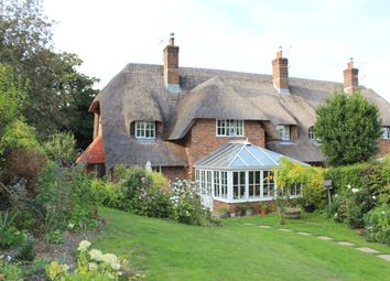 Thumbnail 3 bed cottage for sale in Tichborne, Alresford