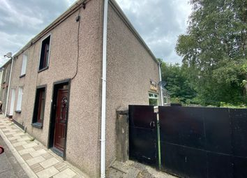 Thumbnail 2 bed end terrace house for sale in Porth -, Porth