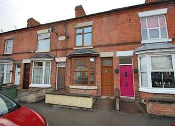Thumbnail 2 bed terraced house to rent in Clifford Street, Wigston