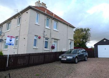 Thumbnail 2 bed flat for sale in Macindoe Crescent, Kirkcaldy