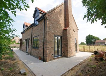 Thumbnail 4 bed detached house to rent in Main Street, Timberland, Lincoln