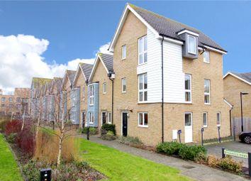 Thumbnail 4 bed end terrace house for sale in Frances Mews, Nash Mills, Hemel Hempstead