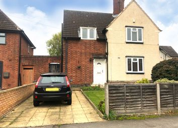 Thumbnail 3 bed town house for sale in Narborough Road, Leicester