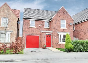 Thumbnail 4 bedroom detached house for sale in Greenwich Park, Kingswood, Hull