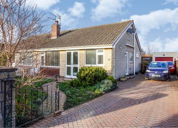 Thumbnail 3 bed semi-detached bungalow for sale in Heather Avenue, Frampton Cotterell