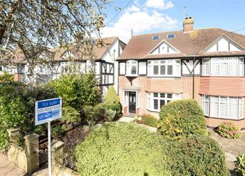 4 bed semi-detached house for sale in Tudor Drive, Kingston Upon Thames, Surrey KT2