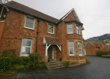 Thumbnail 2 bedroom flat to rent in Martlet Road, Minehead