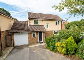 Nether Vell-Mead, Church Crookham, Fleet GU52. 3 bed detached house
