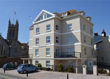 Thumbnail 2 bedroom flat for sale in Clifton House, Den Promenade, Teignmouth, Devon