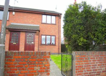 Thumbnail 2 bed end terrace house to rent in Nottingham Road, Ilkeston, Derbyshire