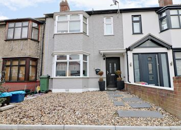 Thumbnail 3 bed terraced house for sale in Sherwood Road, Ilford