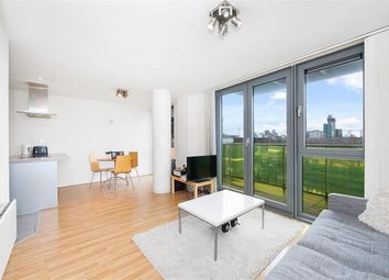Thumbnail 1 bed flat to rent in Warton Road, London