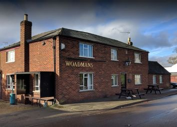 Thumbnail Pub/bar for sale in Woadmans Arms, High Road, Cambridgeshire