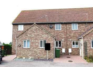 Thumbnail 2 bed terraced house for sale in Salters Lode, Downham Market, Norfolk