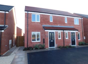Thumbnail 3 bed semi-detached house to rent in Bluebell Wood Lane, Kings Clipstone, Mansfield