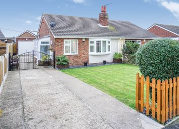 Thumbnail 2 bed semi-detached bungalow for sale in Golf Road, Mablethorpe