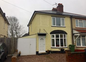 Thumbnail 2 bedroom semi-detached house for sale in Hardon Road, Wolverhampton