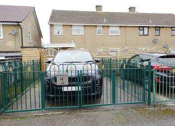Thumbnail 2 bed flat for sale in Phillips Walk, Rhymney, Tredegar