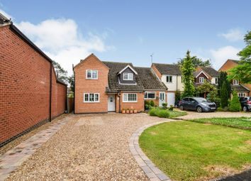 Thumbnail 3 bedroom semi-detached house for sale in Laughton Road, Lubenham, Market Harborough