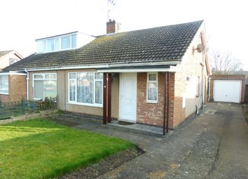 Thumbnail 2 bed semi-detached bungalow for sale in Massey Close, Hardingstone, Northampton