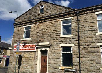 Thumbnail 2 bed flat to rent in Henry Street, Rishton, Blackburn