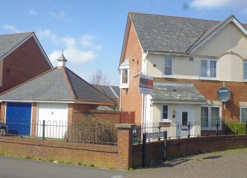Thumbnail 3 bed property to rent in Bransby Way, Weston Super Mare