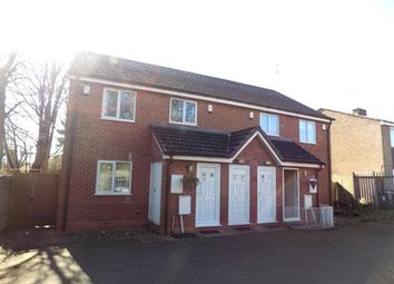 Thumbnail 1 bed maisonette to rent in Baldmoor Lake Road, Erdington, Birmingham