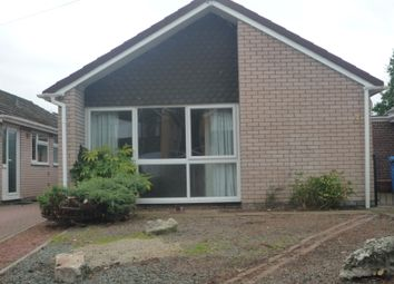 Thumbnail 2 bed detached bungalow to rent in Borden Close, Wheaton Aston, Stafford