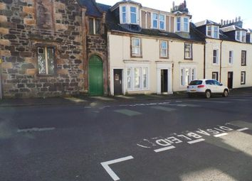 Thumbnail Studio for sale in Castle Street, Rothesay, Isle Of Bute