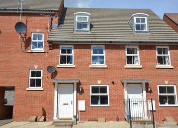 Thumbnail 3 bed terraced house to rent in Peach Pie Street, Wincanton, Somerset