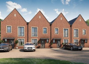 Thumbnail 3 bedroom end terrace house for sale in Golden Mews, Ipswich