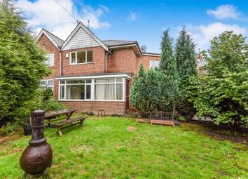 Thumbnail 4 bedroom semi-detached house for sale in Somerfield Road, Leamore, Walsall, .