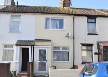 2 bed terraced house for sale in Manor Road, Harwich CO12