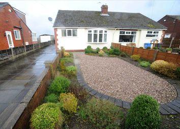 Thumbnail 2 bedroom bungalow to rent in Glazebrook Lane, Glazebrook, Warrington