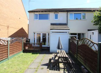 Thumbnail 3 bed town house for sale in Pennwell Lawn, Swarcliffe, Leeds