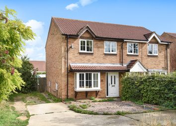 Thumbnail 3 bed semi-detached house for sale in Mareham Road, Horncastle