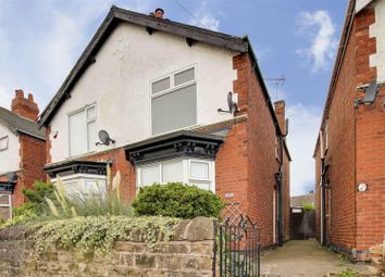 3 bed semi-detached house for sale in Portland Road, Hucknall, Nottinghamshire NG15