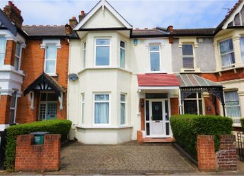 Thumbnail 3 bed terraced house for sale in Dover Road, Wanstead