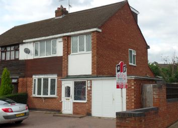 Thumbnail 4 bedroom semi-detached house to rent in Bowden Way, Binley, Coventry