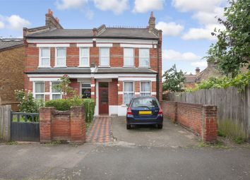 Thumbnail 3 bed semi-detached house for sale in Barmeston Road, Catford, London