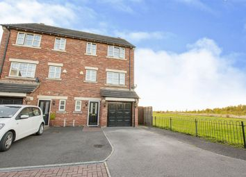 Thumbnail 4 bed end terrace house for sale in Pickard Drive, Sheffield