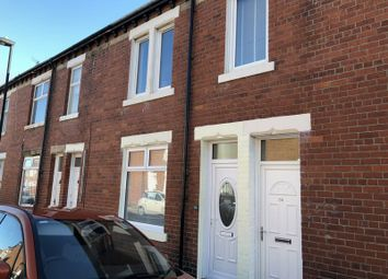 Thumbnail 3 bed flat for sale in Grey Street, Wallsend